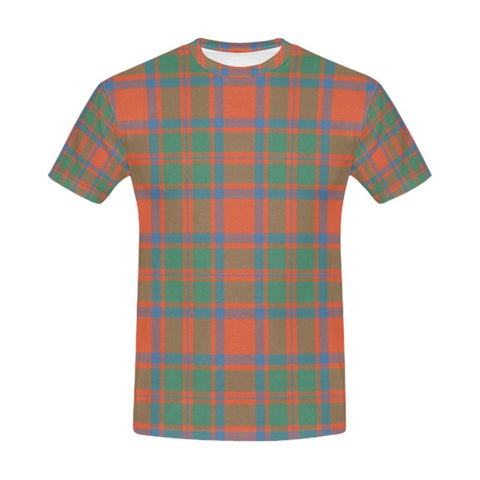 Tartan T-shirt - Mackintosh Ancient| Tartan Clothing | Over 500 Tartans and 300 Clans