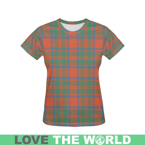 Image of Tartan T-shirt - Mackintosh Ancient| Tartan Clothing | Over 500 Tartans and 300 Clans