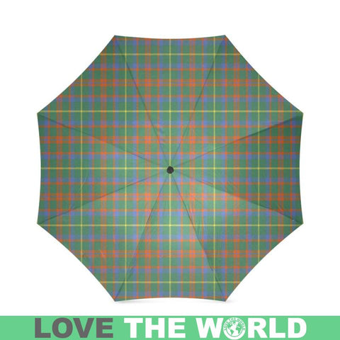 Image of Mackintosh Hunting Ancient Tartan Foldable Umbrella Th8 |Accessories| 1sttheworld
