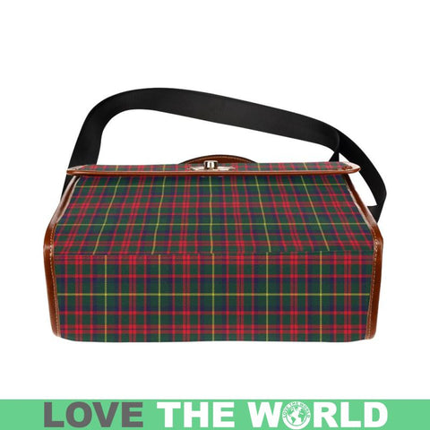 Mackintosh Hunting Modern Tartan Plaid Canvas Bag | Online Shopping Scottish Tartans Plaid Handbags