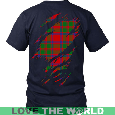 Mackintosh In Me T-Shirt Ha8 District Long Sleeve Shirt / Navy S T-Shirts
