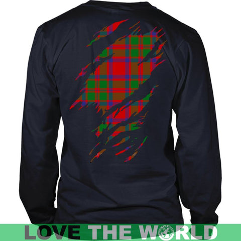 Mackintosh Tartan Shirt And Tartan Hoodie In Me