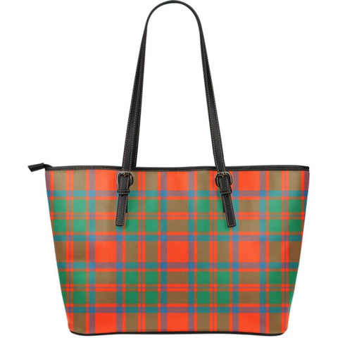 Mackintosh (Mckintosh) Ancient Tartan Handbag - Large Leather Tartan Bag Th8 |Bags| Love The World