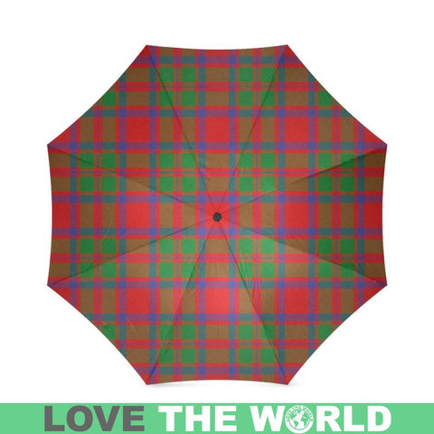 Mackintosh Modern Tartan Foldable Umbrella Th8 |Accessories| 1sttheworld