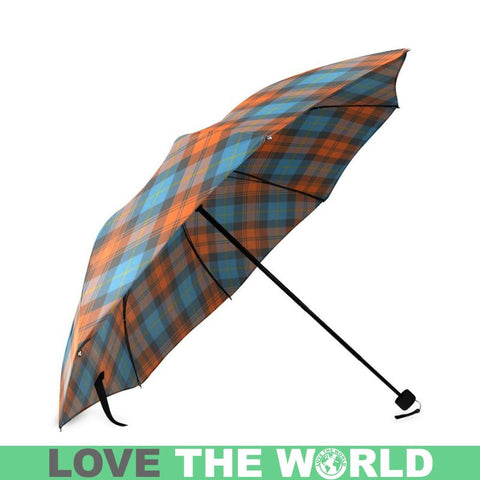 Image of Maclachlan Ancient Tartan Foldable Umbrella Th8 |Accessories| 1sttheworld