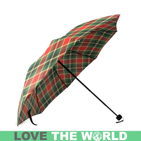 Image of Maclachlan Hunting Modern Tartan Foldable Umbrella Th8 |Accessories| 1sttheworld