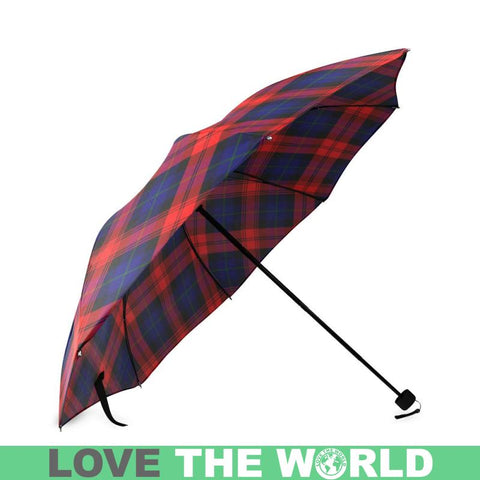 Maclachlan Modern Tartan Foldable Umbrella Th8 |Accessories| 1sttheworld