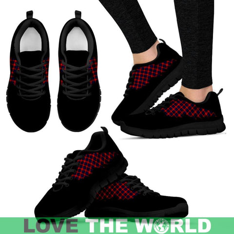 Tartan Sneaker - Flying Maclachlan Modern | Scotland Sneaker | Over 500 Wings of Tartans