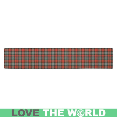 Image of Maclachlan Weathered Tartan Table Runner - Tn Runners