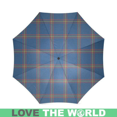 Maclaine Of Loch Buie Hunting Ancient Tartan Foldable Umbrella Th8 |Accessories| 1sttheworld