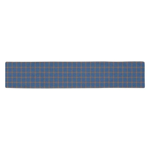 Image of Maclaine Of Loch Buie Hunting Ancient Tartan Table Runner - Tn Runners