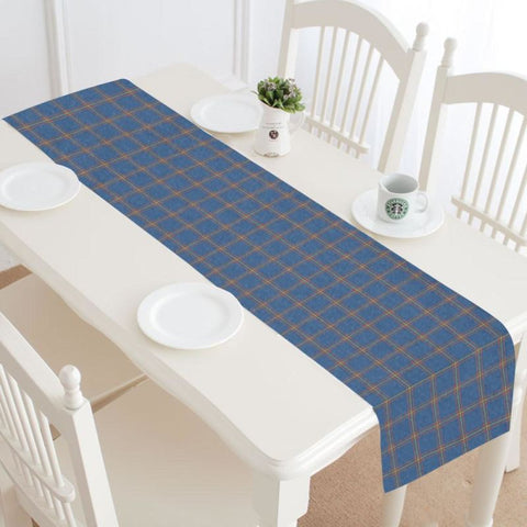 Maclaine Of Loch Buie Hunting Ancient Tartan Table Runner - Tn Runners