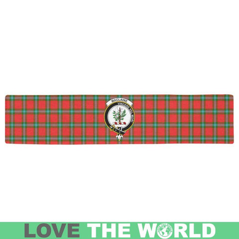 Image of Maclaine Of Loch Buie Tartan Table Runner - Tn Runners