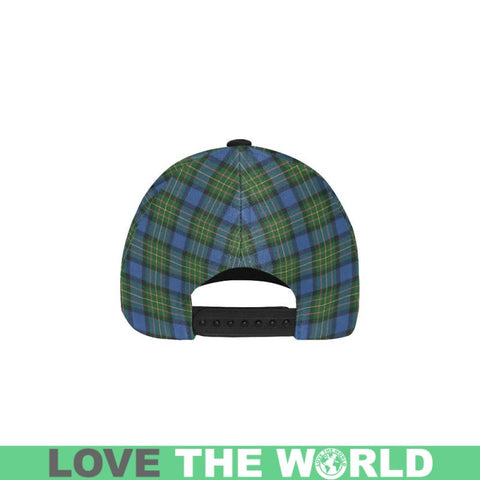 Maclaren Ancient Tartan Baseball Cap - Tm Caps