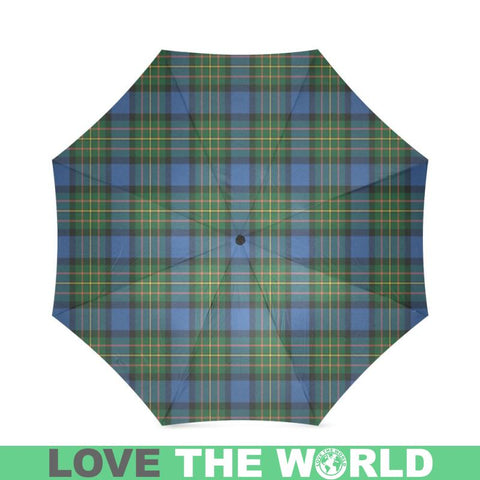 Maclaren Ancient Tartan Foldable Umbrella Th8 |Accessories| 1sttheworld