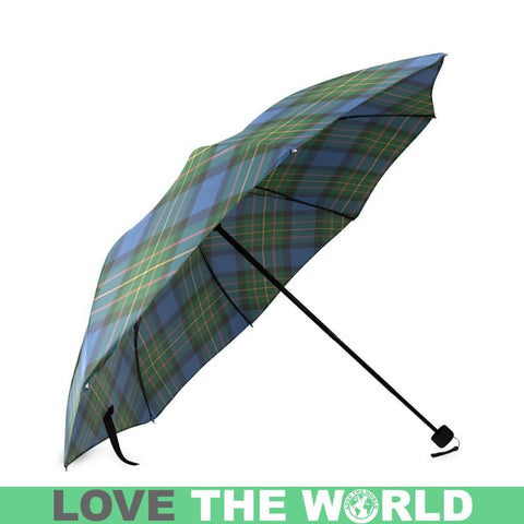 Image of Maclaren Ancient Tartan Foldable Umbrella Th8 |Accessories| 1sttheworld