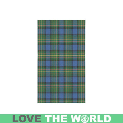Maclaren Ancient Tartan Towel Th1 One Size / Square Towel 13X13 Towels