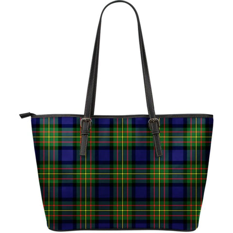 Maclaren (Mclaren) Modern Tartan Handbag - Large Leather Tartan Bag Th8 |Bags| Love The World