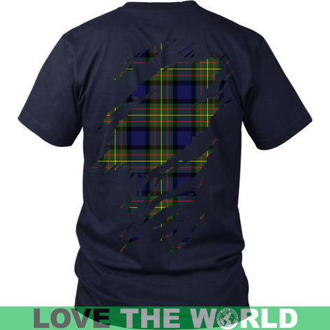 Image of Maclaren Modern In Me T-Shirt Ha8 District Long Sleeve Shirt / Navy S T-Shirts