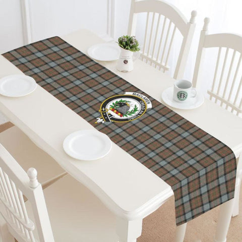 Maclaren Modern Tartan Table Runner - Tn Runners