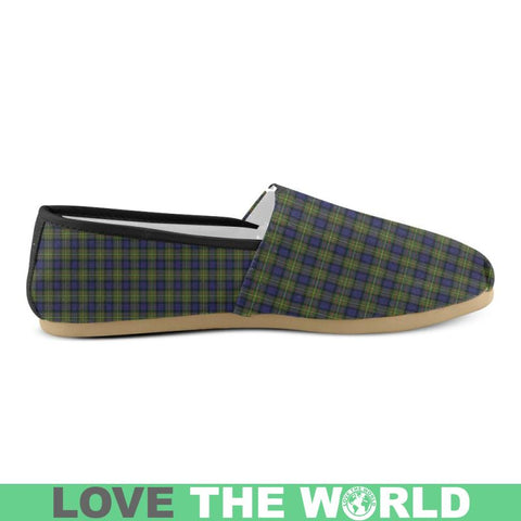 Image of Maclaren Modern Tartan Womens Casual Shoes S7
