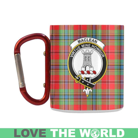 Tartan Mug - Clan Maclean Tartan Insulated Mug A9 | Love The World