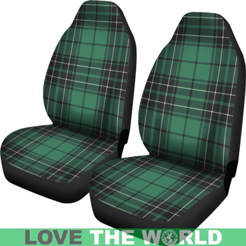 Image of Maclean Hunting Ancient Tartan Car Seat Cover Nl25