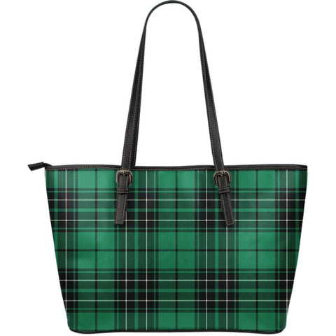 Maclean (Mclean) Hunting Ancient Tartan Handbag - Large Leather Tartan Bag Th8 |Bags| Love The World