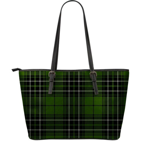 Maclean (Mclean) Hunting Tartan Handbag - Large Leather Tartan Bag Th8 |Bags| Love The World