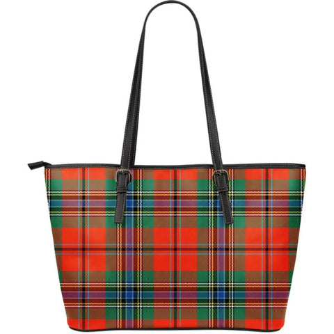 Maclean (Mclean) Of Duart Ancient Tartan Handbag - Large Leather Tartan Bag Th8 |Bags| Love The World