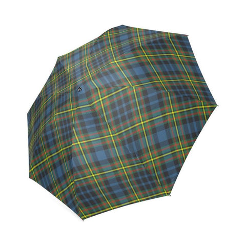 Image of Maclellan Ancient Tartan Foldable Umbrella Th8 |Accessories| 1sttheworld