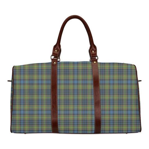 Image of Tartan Travel Bag - Maclellan Ancient | Scottish Travel bag | 1sttheworld
