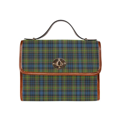 Maclellan Ancient Tartan Canvas Bag | Waterproof Bag | Scottish Bag