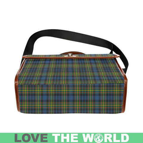 Maclellan Ancient Tartan Plaid Canvas Bag | Online Shopping Scottish Tartans Plaid Handbags