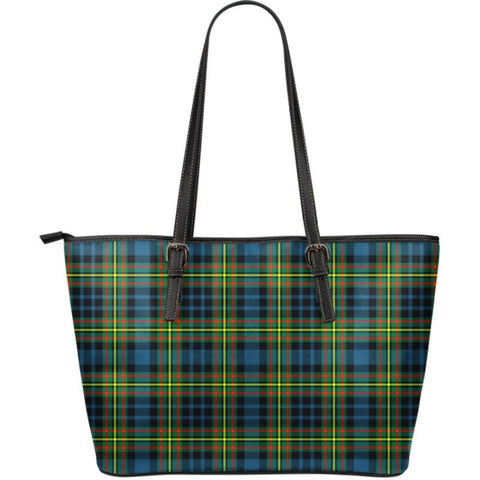 Maclellan (Mclellan) Ancient Tartan Handbag - Large Leather Tartan Bag Th8 |Bags| Love The World