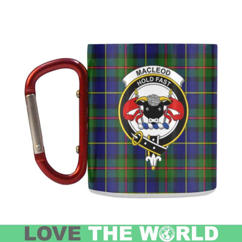 Image of Tartan Mug - Clan Macleod Tartan Insulated Mug A9 | Love The World