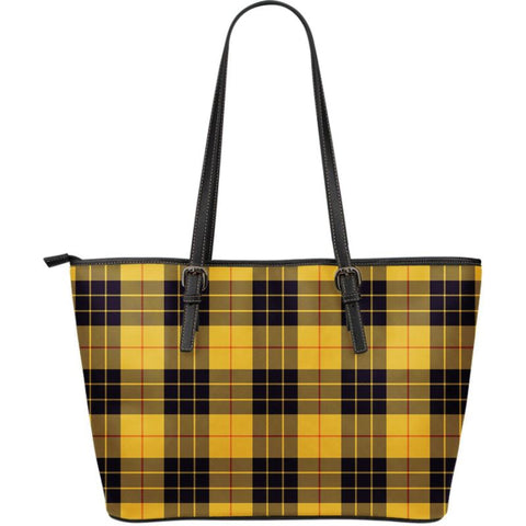 Macleod (Mcleod) Of Lewis Ancient Tartan Handbag - Large Leather Tartan Bag Th8 |Bags| Love The World