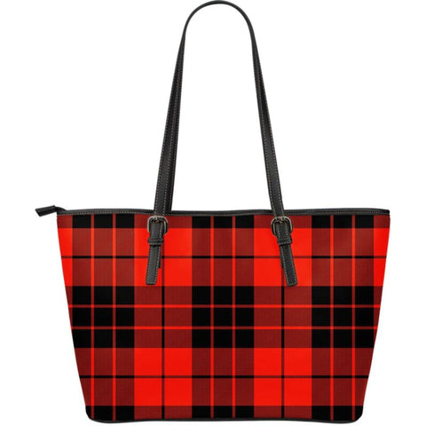 Macleod (Mcleod) Of Raassay Tartan Handbag - Large Leather Tartan Bag Th8 |Bags| Love The World