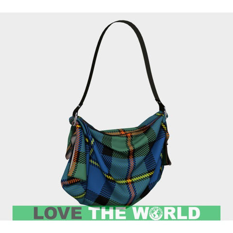 Macleod Of Harris Ancient Tartan Origami Tote D5 Bags