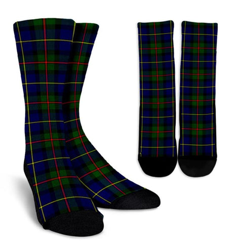 Macleod Of Harris Modern Tartan Socks, scotland socks, scottish socks, Xmas, Christmas, Gift Christmas, noel, christmas gift, tartan socks, clan socks, crew socks, warm socks
