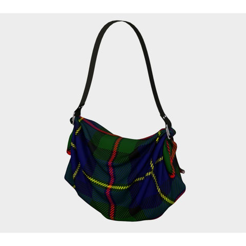 Image of Macleod Of Harris Modern Tartan Origami Tote H5 Bags