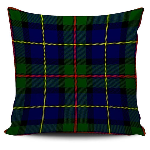 Macleod Of Harris Morden Tartan Pillow - Bn Pillows