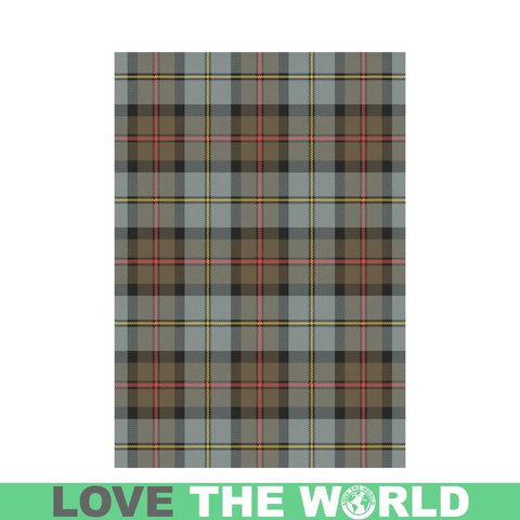 Macleod Of Harris Weathered Tartan Flag K5 |Home Decor| 1sttheworld