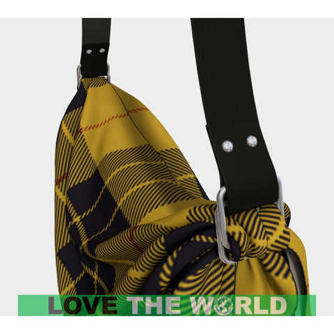 Image of Macleod Of Lewis Ancient Tartan Origami Tote D5 Bags