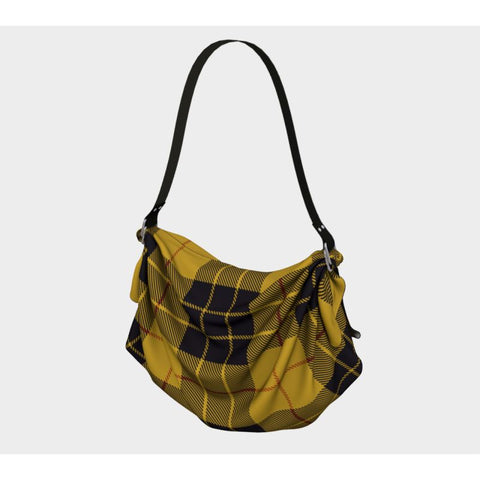 Image of Macleod Of Lewis Ancient Tartan Origami Tote H5 Bags