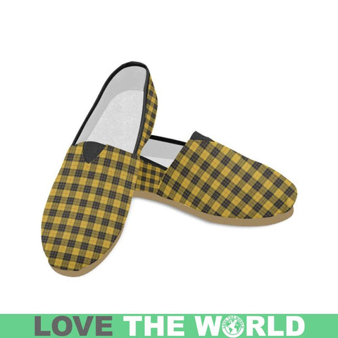 Macleod Of Lewis Ancient Tartan Womens Casual Shoes S7