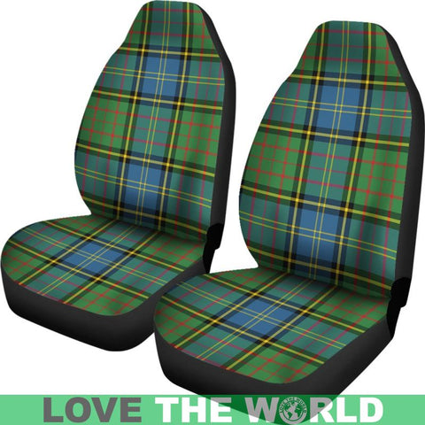 Image of Macmillan Hunting Ancient Tartan Car Seat Cover Nl25