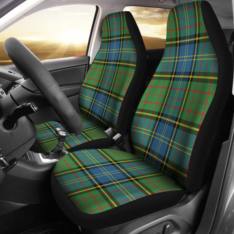 Macmillan Hunting Ancient Tartan Car Seat Cover