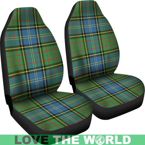 Macmillan Hunting Ancient Tartan Car Seat Cover Nl25