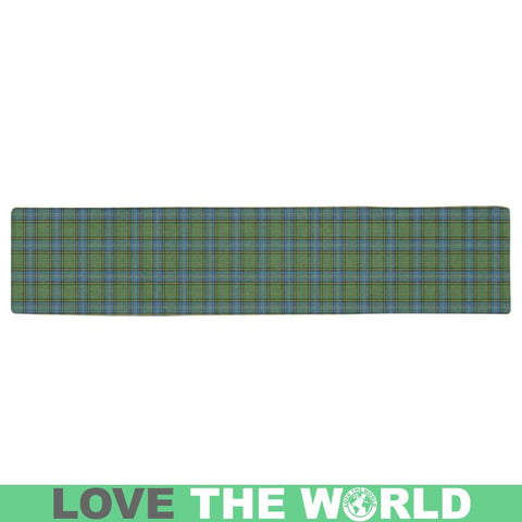 Image of Macmillan Hunting Ancient Tartan Table Runner - Tn Runners